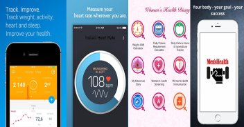Health apps for iPhone