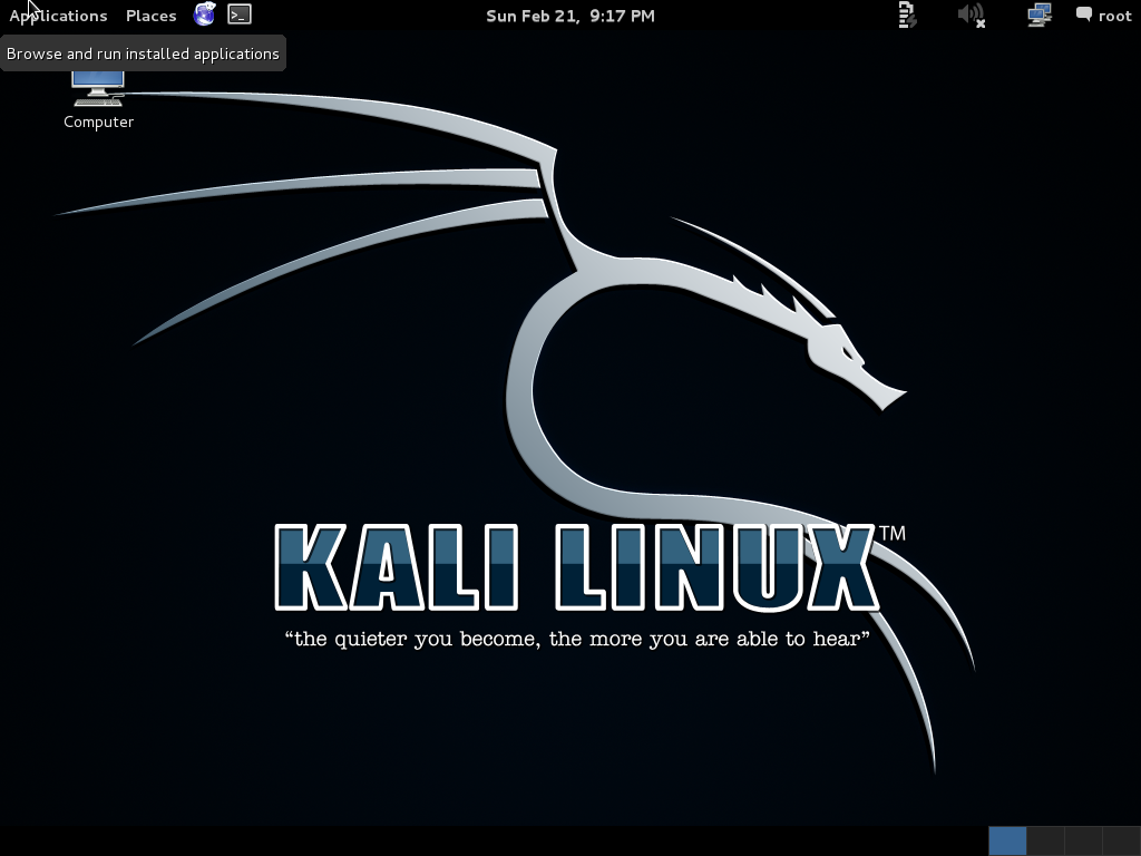 is kali linux legal