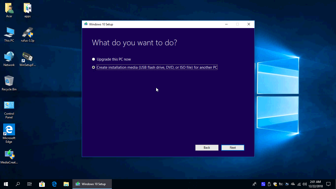 How to download official Windows 10 from Microsoft without