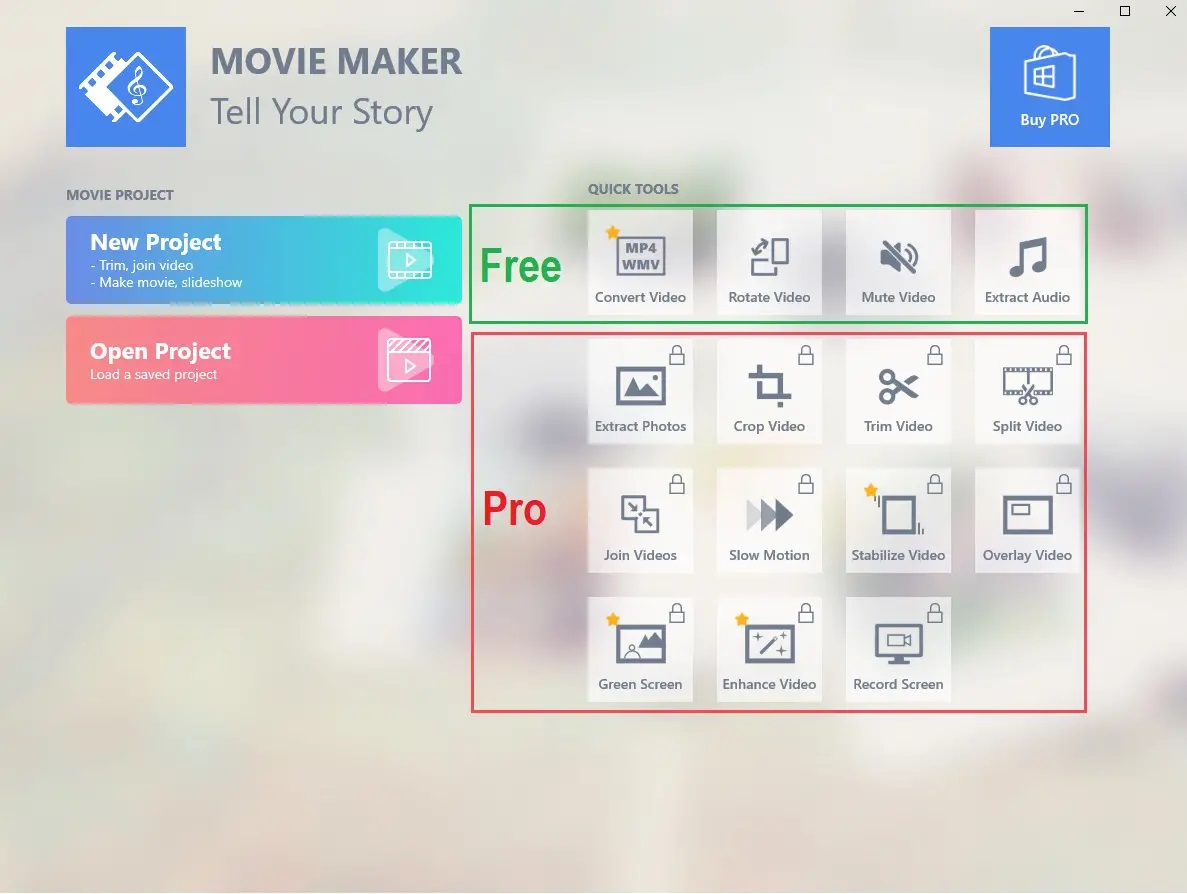 movie maker free download 64 bit