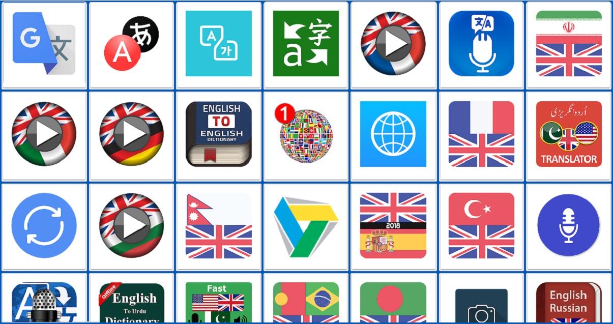 Online and offline translators for Android