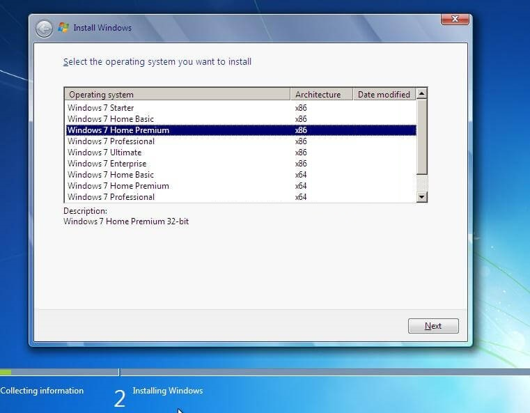 Download Windows 7 original ISO