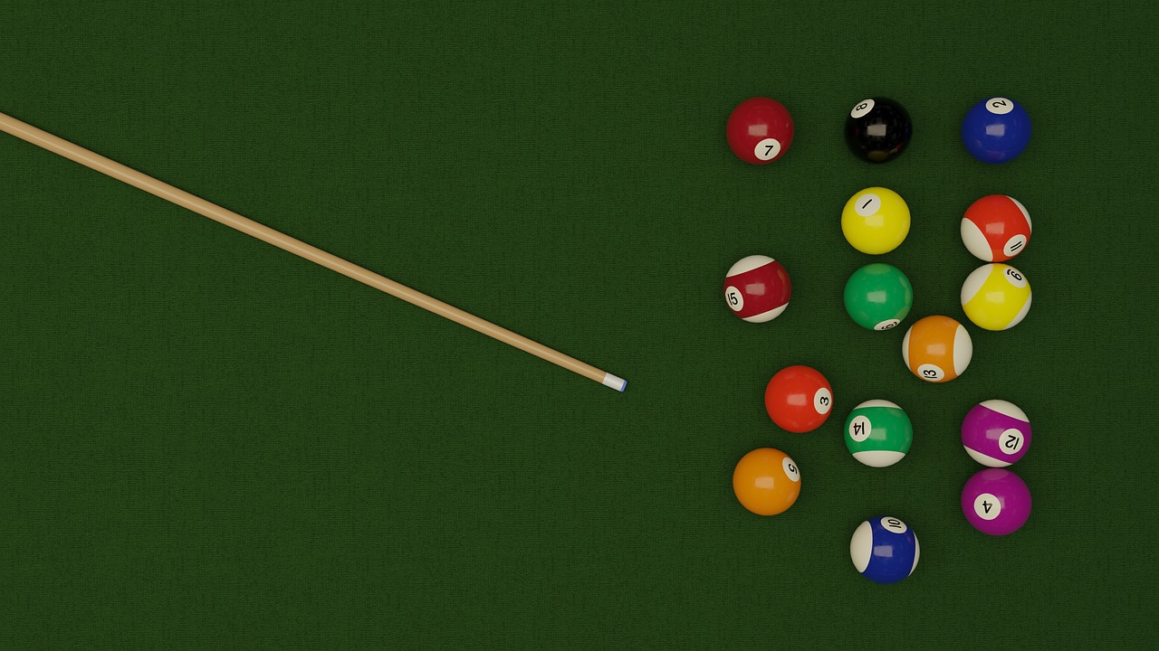Billiard games for Android
